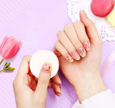 FDC176 Dry Nail Design Meadow Song 6