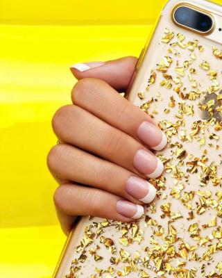 INCOCO Dry Nail Art French KFC001 First Love 8